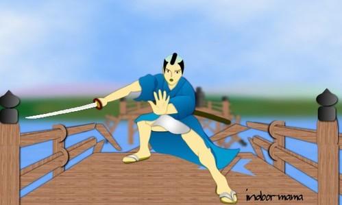 大江戸・永代橋のヒーロー