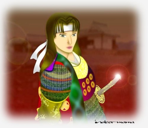 沼田城の小松姫