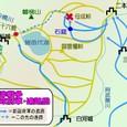 会津戦争・新政府軍進路図