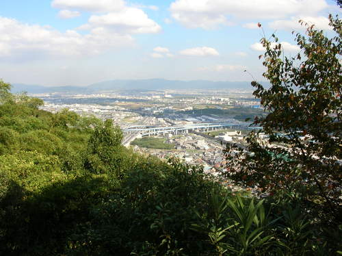 山崎の合戦・古戦場