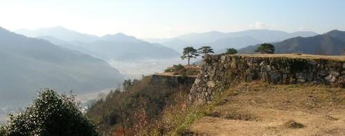 日本のマチュピチュ・竹田城跡